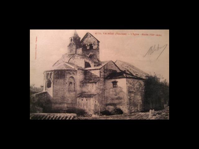 Valréas - L'église