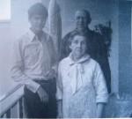 Eric, Emilie et Marcel