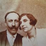 Marcel et Emilie - 1926
