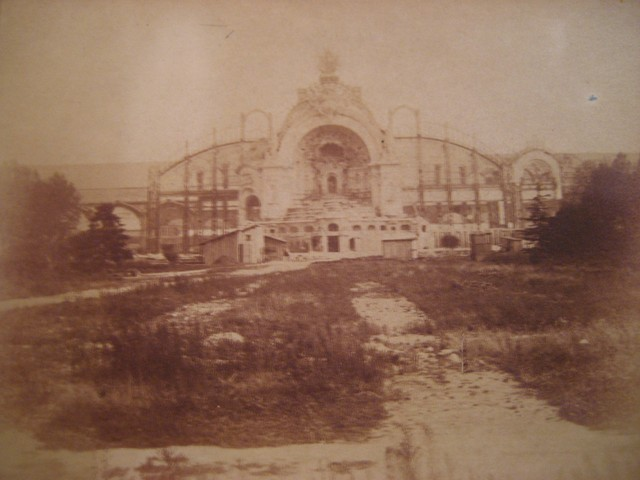 Palais de l'électricité – Exposition 1900