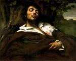 Courbet l'homme blessé